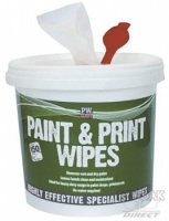 Paint & Print Hand Wipes (Tub of 150)