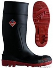 Dunlop Acifort Warwick Safety Wellington Boots With Steel Toe Cap And Mid Sole