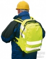 Portwest B905 High Visibility Yellow Rucksack