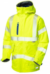 Marisco Extreme Performance High Visibility Yellow Breathable Waterproof Jacket