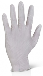Latex Disposable Gloves (Box of 100)