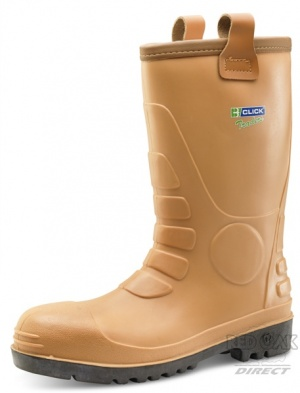 Euro Rigger Waterproof Safety Boots With Steel Toe Cap And Mid Sole