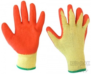 Standard Palm-Coated Glove (Box of 100 pairs)