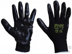 Black Nite Star Glove