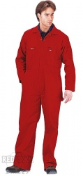Super Click Poly Cotton Boiler Suit Coverall