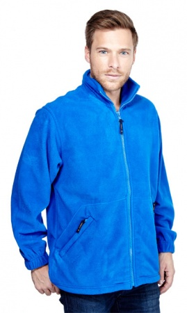 Classic Full Zip Unisex Micro Fleece Jacket
