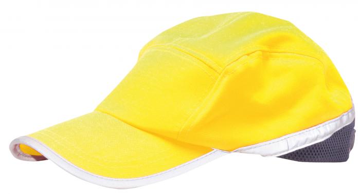 7f47cf12 Yellow High Viz Baseball Cap Portwest HB10 - redoakdirect.com