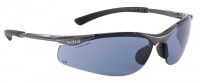 Bolle Contour Platinum Smoke Tinted Safety Spectacles