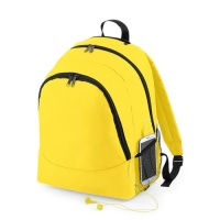 BagBase BG212 Yellow Universal Backpack