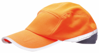Orange High Viz Baseball Cap Portwest HB10