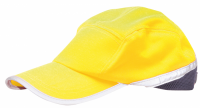 Yellow High Viz Baseball Cap Portwest HB10
