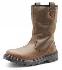 Sherpa S3 Safety Rigger Boots With Steel Toe Cap And Mid Sole