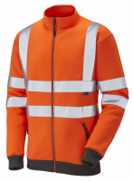 High Visibility Premium Orange Libbaton Track Top