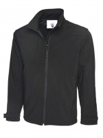 Premium Full Zip Soft Shell Jacket - 3 Layer