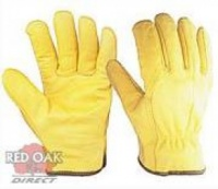 Fleece Lined Driver's Glove