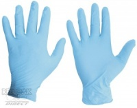 Powder Free Disposable Nitrile Gloves (Box of 100)