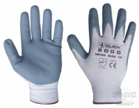 Nitrile Foam Palm-Coated Nylon Glove