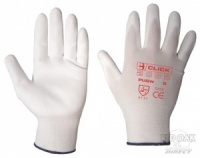 White PU-Coated Glove