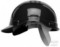 Protector Style 300 Black Safety Helmet