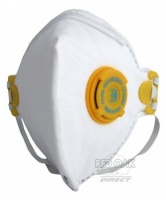 FFP3V Valved Respirator Mask (20 pack)