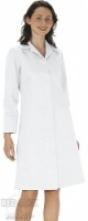 Ladies Standard Embroidered Laboratory Coat